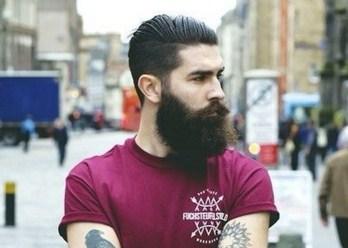 Модная мужская борода 2021: тренды, новинки.
