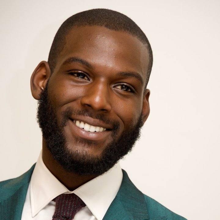 Модная мужская борода для черных 2018