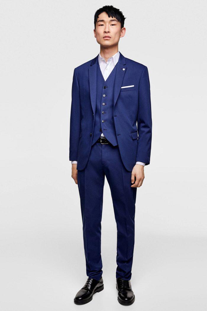 Модные мужские костюмы весна-лето 2019