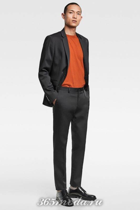 Модные мужские костюмы весна-лето 2018