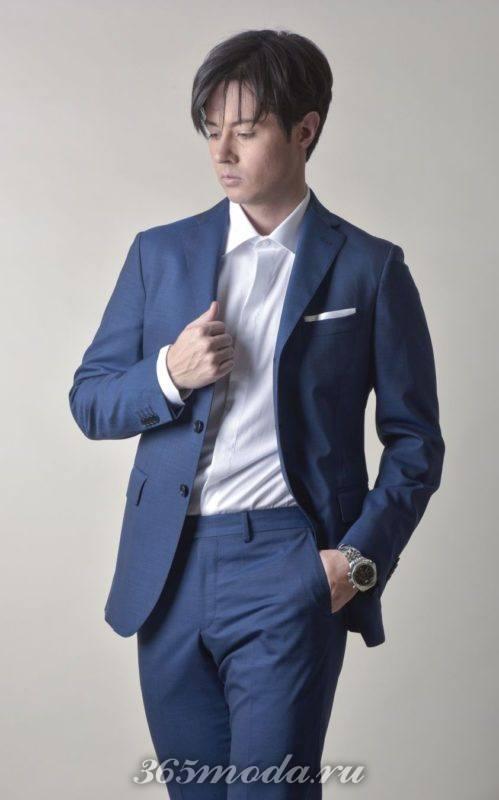 Мужской костюм 2018