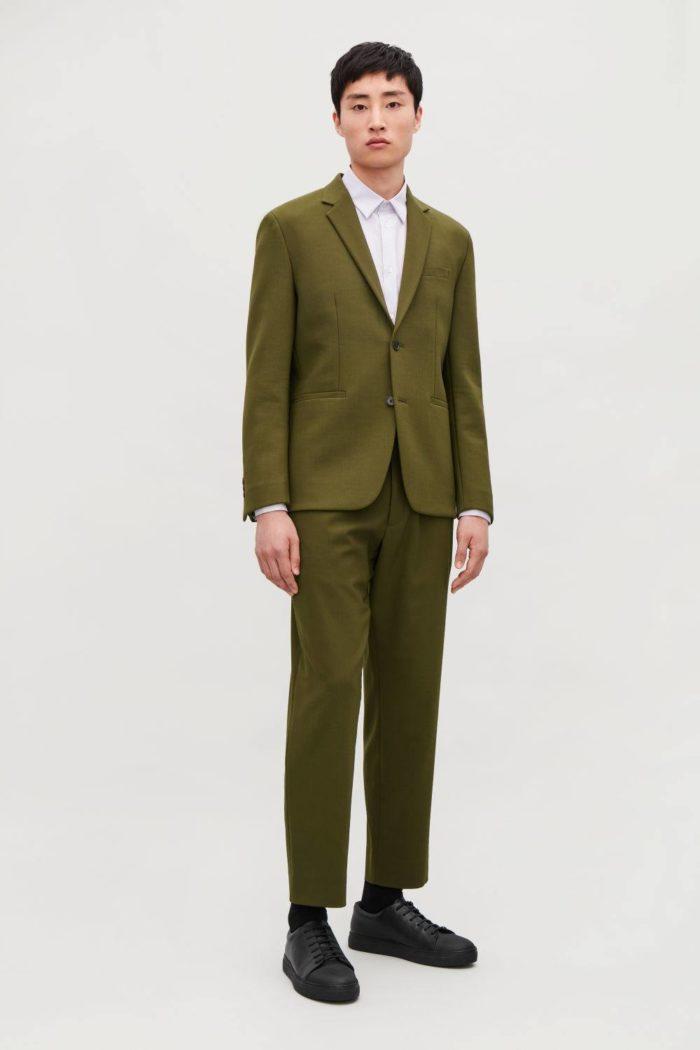 Мужской костюм 2019