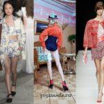 Модные шорты весна-лето 2018 новинки 42 фото