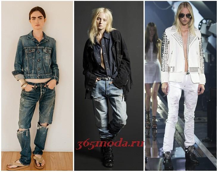 Модные джинсы 2013 весна лето