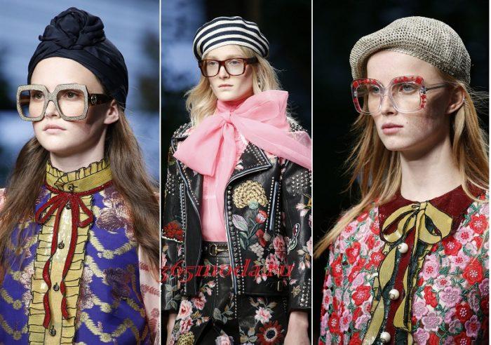 Модные головные уборы весна-лето 2020