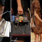 Модные сумки весна-лето 2018 тренды 36 фото
