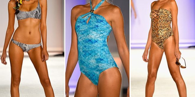 Пляжная мода 2020: тренды лета, новинки