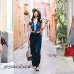 Фото модных образов уличной моды весна-лето 2018 новинки