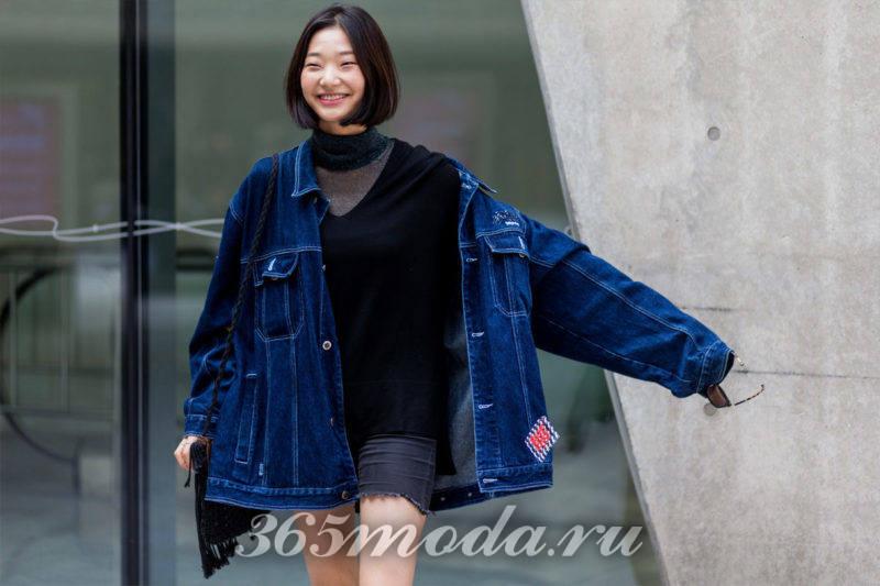 Модная уличная верхняя одежда весна-лето 2018