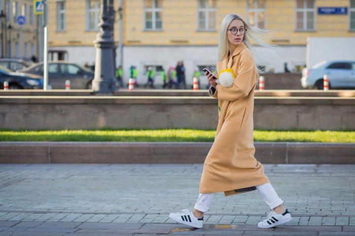 Модная уличная верхняя одежда весна 2021