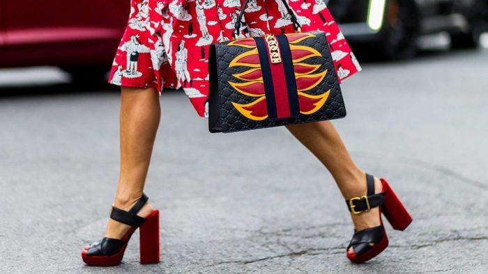 аксессуары образов уличной моды весна-лето 2020