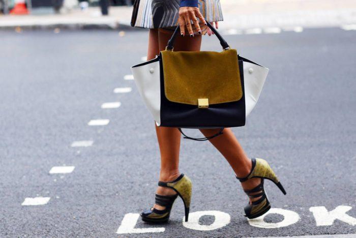 Модные аксессуары образов уличной моды весна-лето 2019
