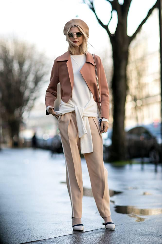Модный берет весна-лето 2020