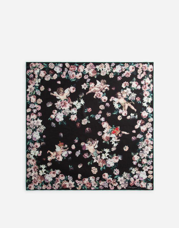 Модный платок весна-лето 2019