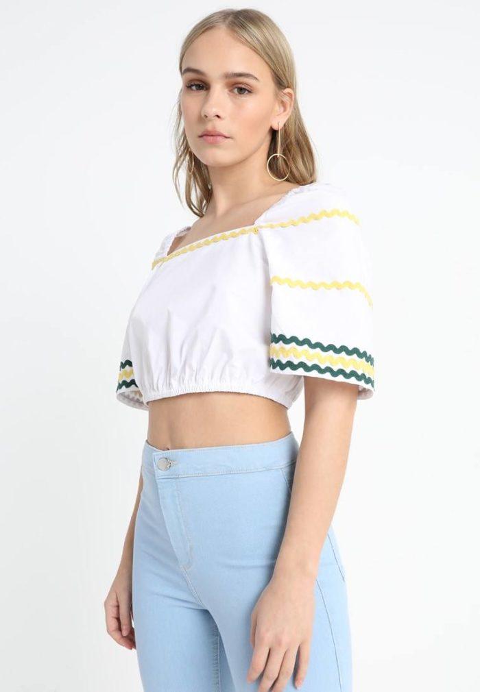Модный топ весна-лето 2020