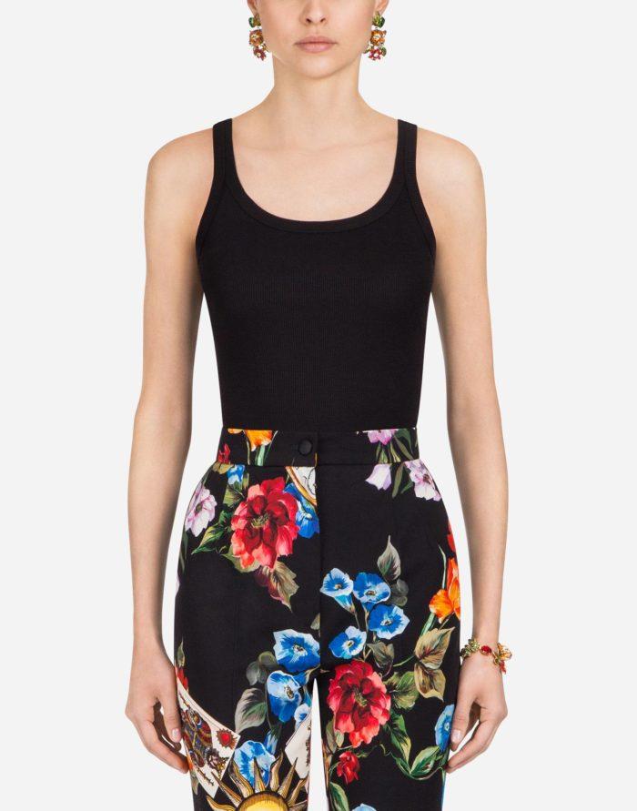 Модная майка весна-лето 2020