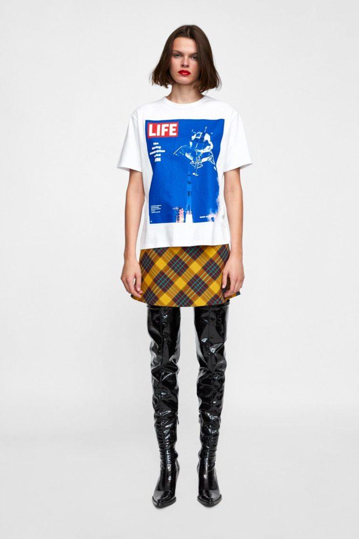 Модная футболка весна-лето 2020