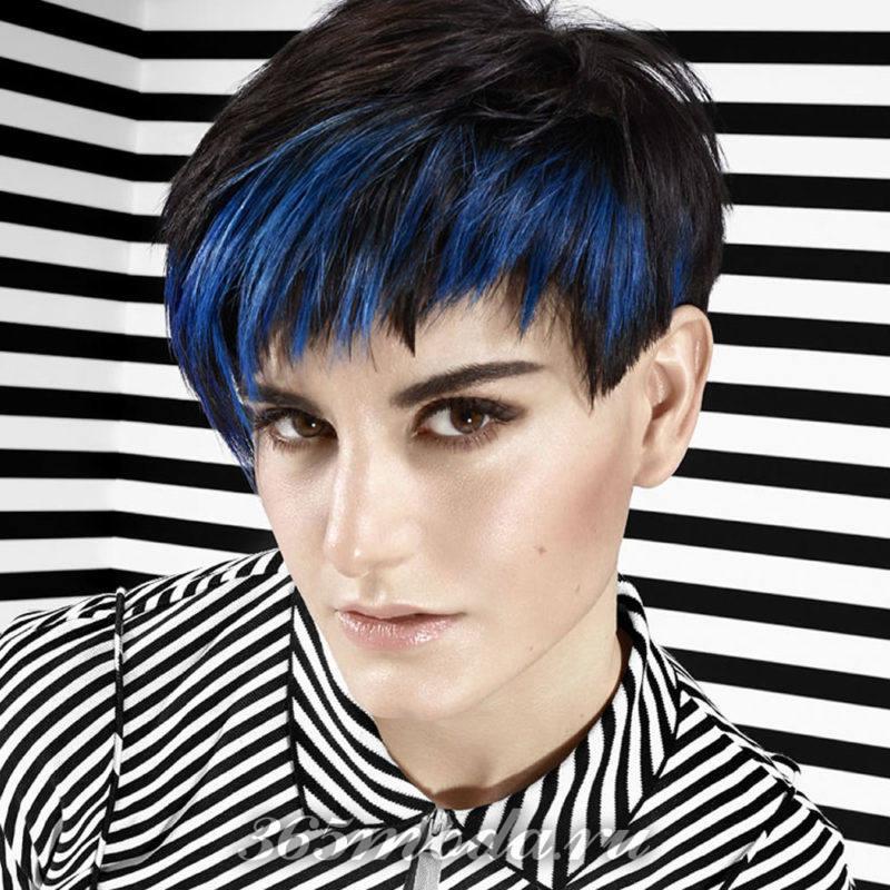 Актуальные цвета волос 2018