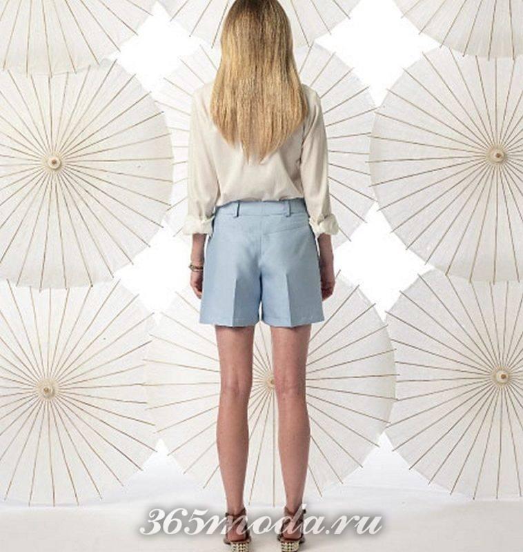 Модные шорты весна-лето