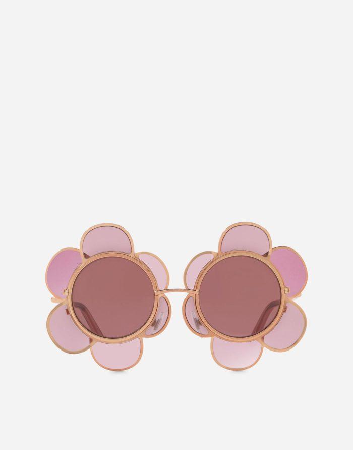 Модная оправа солнцезащитных очков весна-лето 2019