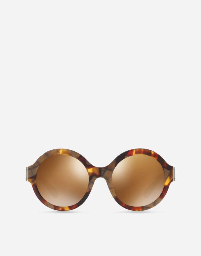 Модные округлые солнцезащитные очки весна-лето 2019