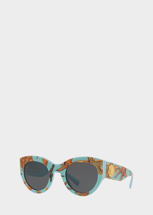 Модные брендовые солнцезащитные очки весна-лето 2019