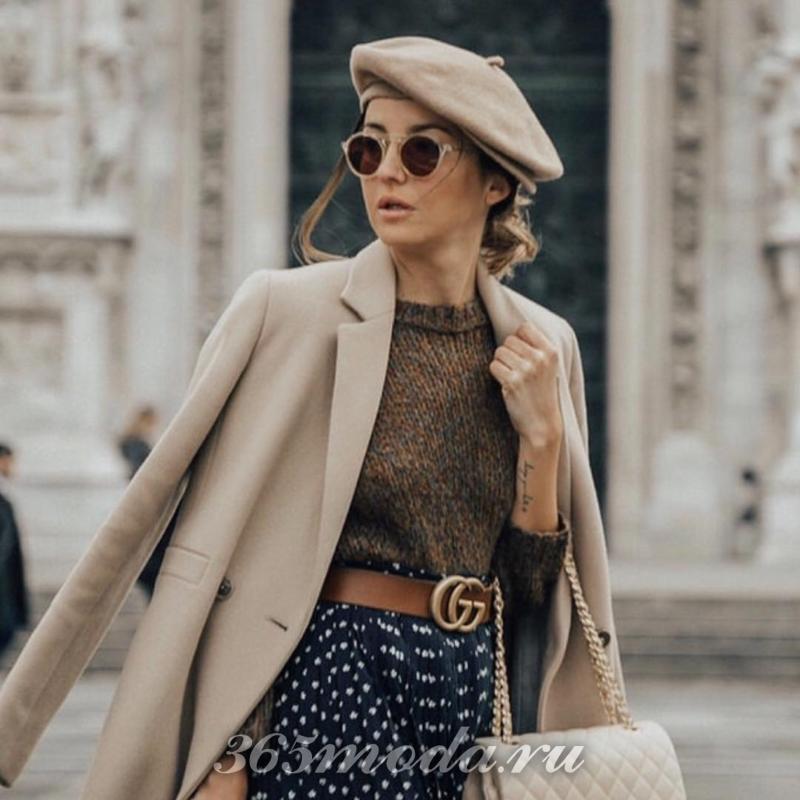 Модный тренд весна-лето 2018