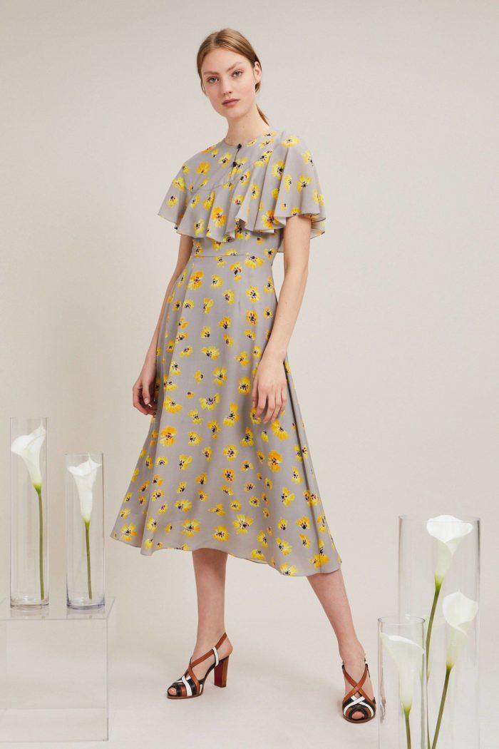Модные тенденции весна-лето 2019 - креативные складки