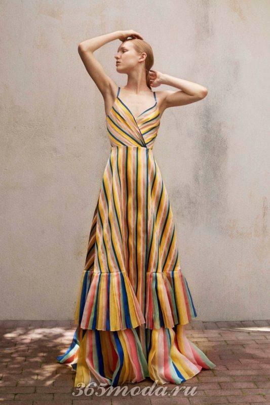Модные тренды весна-лето 2018 - мягкость и натуральность