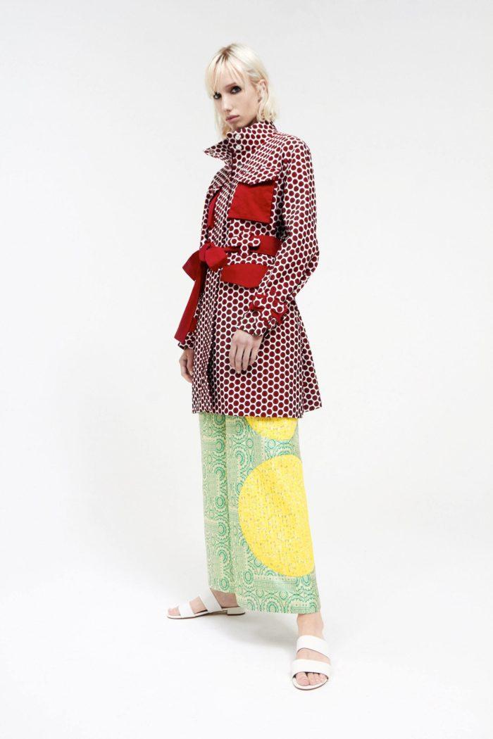 Свободная одежда весна-лето 2019