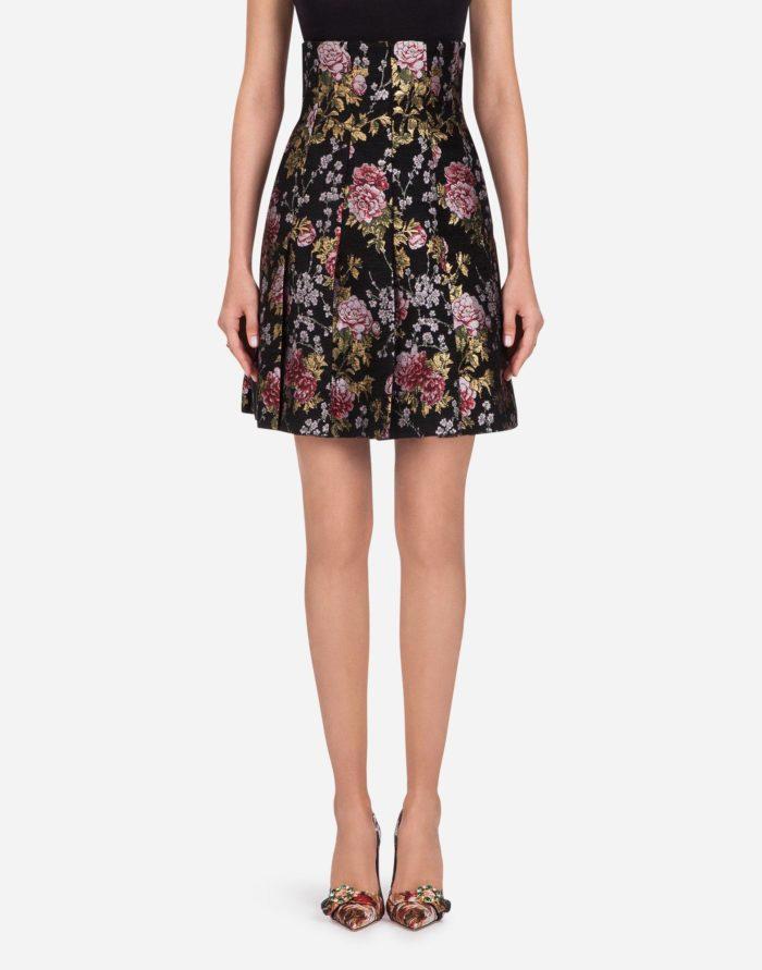 Модные юбки весна-лето 2021