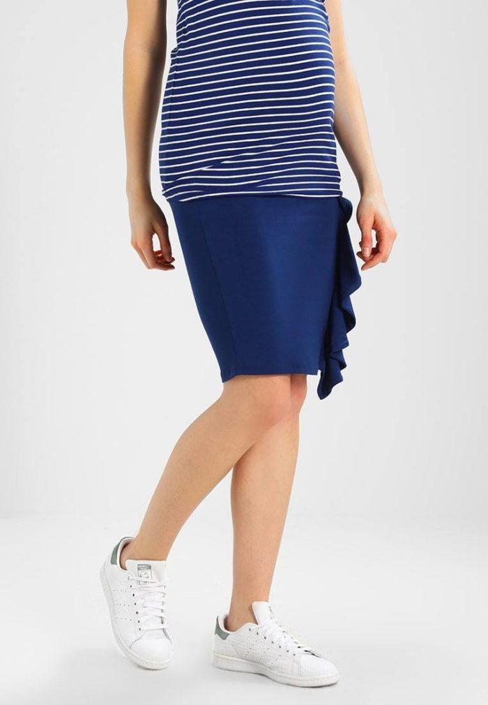 Модная юбка карандаш весна-лето 2019