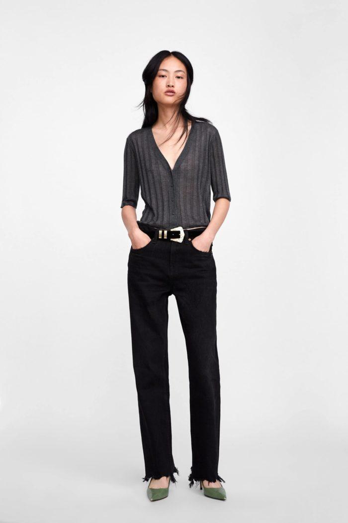 Модные женские джинсы весна-лето 2019