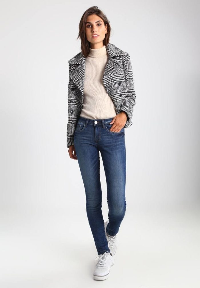 Модные джинсы скинни весна-лето 2019