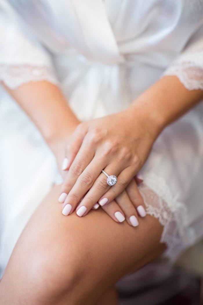 Модный свадебный маникюр 2019 2020