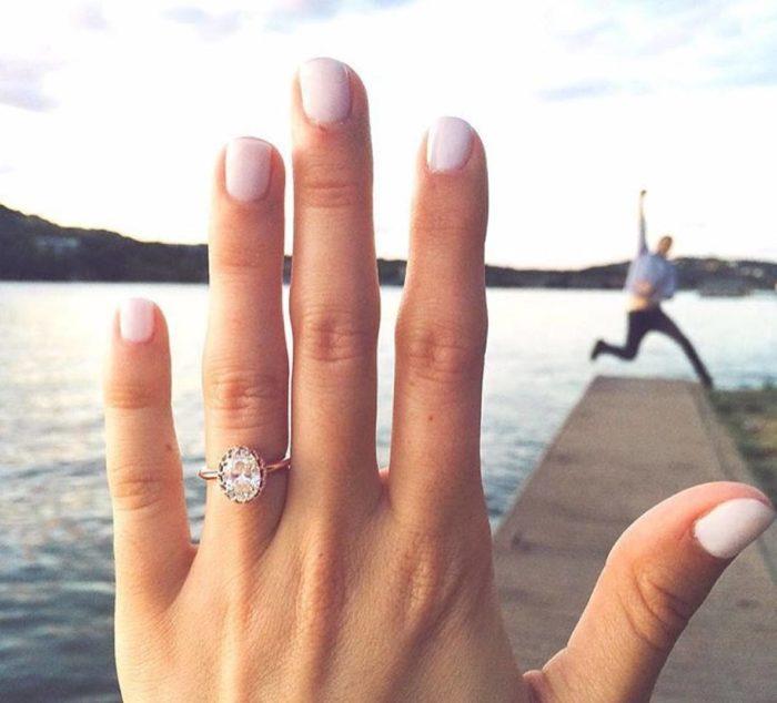 свадебный маникюр: Разнообразный для невест