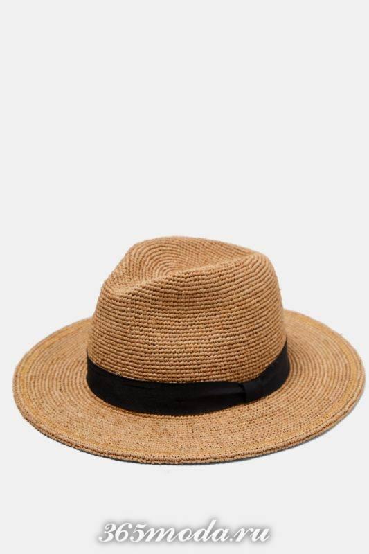 Модные пляжные аксессуары лето 2018