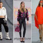 Модная спортивная одежда весна-лето 2018 новинки 38 фото