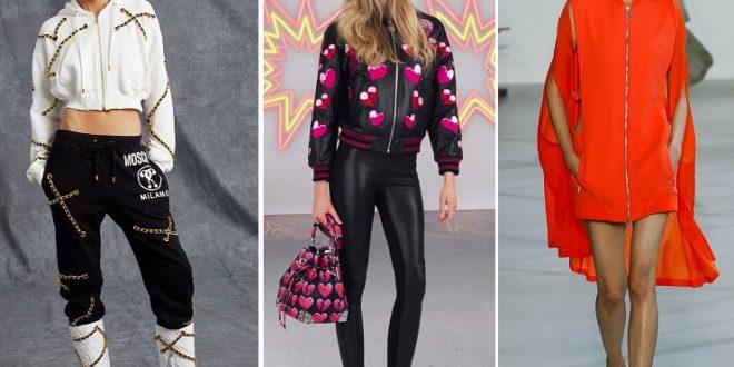 Модная спортивная одежда 2019-2020: тренды спортивного стиля для девушек.