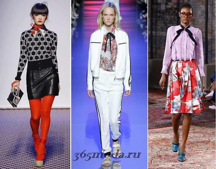 Модные блузки весна лето купить