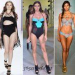 Модные купальники лето 2016 новинки 30 фото