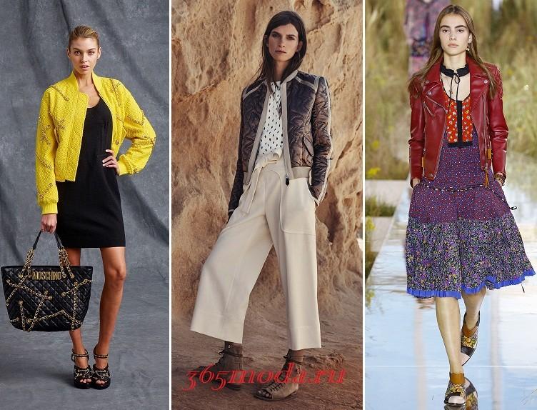 Куртки весна женские монклер