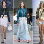 Модные куртки весна-лето 2018 новинки 33 фото