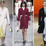 Модные пальто весна 2016 новинки 34 фото