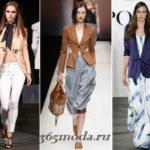 Модные пиджаки и жакеты весна-лето 2018 новинки 27 фото
