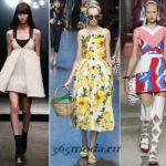 Модные платья весна-лето 2018 новинки 36 фото