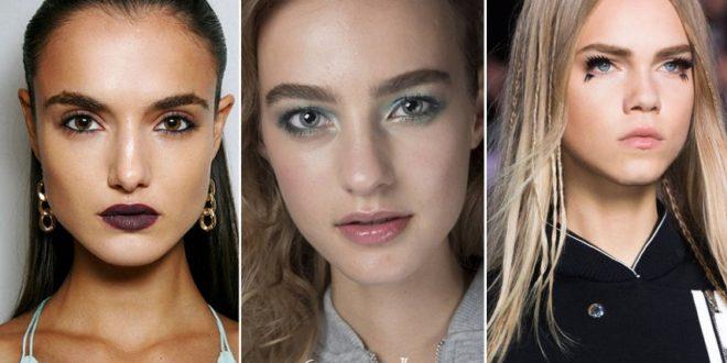 Модный макияж весна-лето 2019 новинки