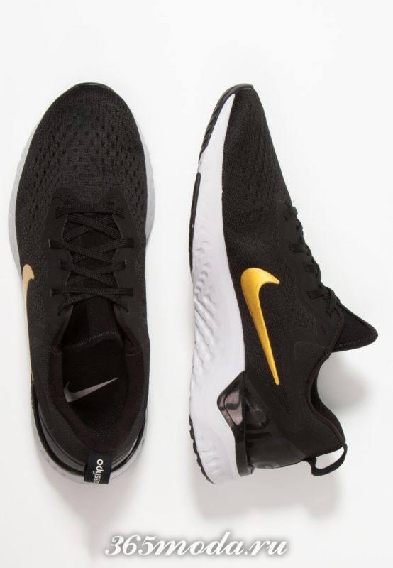 Кроссовки Nike женские черные