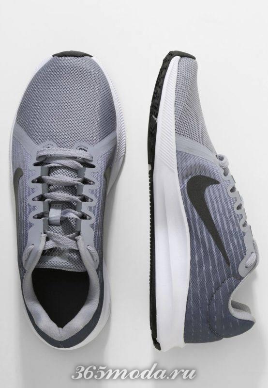 Кроссовки Nike женские серые