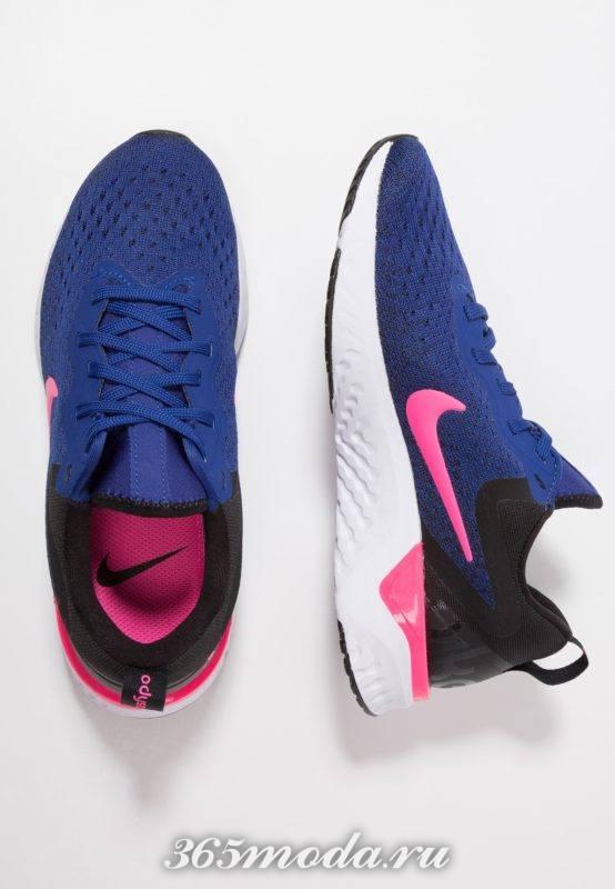 Кроссовки Nike женские синие